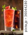 Fresh grapefruit lemonade. 36044280