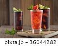 Fresh grapefruit lemonade. 36044282