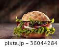 Tasty Italian sandwich. 36044284