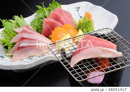 炙りブリ 海鮮料理 36051417