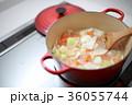 クリームシチュー カレー (鍋 クッキング キッチン 台所 IH 調理 料理 ライフスタイル 家事) 36055744