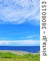 青空 海 沖縄の写真 36060153