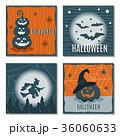 ベクター グリーティングカード メッセージカードのイラスト 36060633