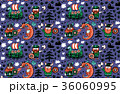 シームレス パターン 柄のイラスト 36060995