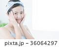 ビューティー 女性 スキンケアの写真 36064297