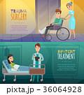 医師 医者 患者のイラスト 36064928