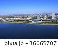 幕張 風景 東京湾の写真 36065707