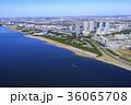 幕張 風景 東京湾の写真 36065708