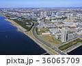 幕張 風景 東京湾の写真 36065709