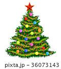 樹木 樹 ツリーのイラスト 36073143