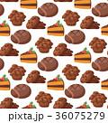 ベクトル クッキー ケーキのイラスト 36075279