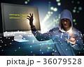 ハッカー コンピュータ コンピューターの写真 36079528