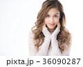 女性 若い ゆるふわの写真 36090287