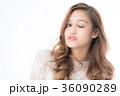 女性 若い ゆるふわの写真 36090289