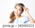 女性 若い ゆるふわの写真 36090323