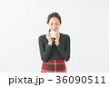 女性 20代 冬の写真 36090511