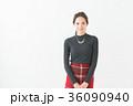 女性 20代 冬の写真 36090940