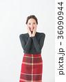 女性 20代 冬の写真 36090944