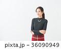 女性 20代 冬の写真 36090949