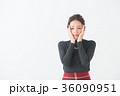 女性 20代 冬の写真 36090951