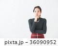 女性 20代 冬の写真 36090952
