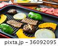 焼き肉 36092095