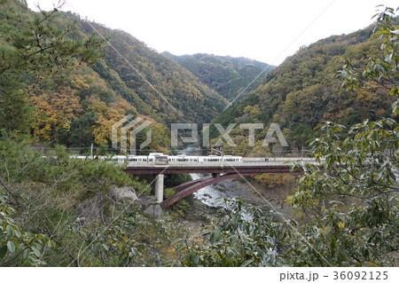 JR保津峡駅 駅舎 京都 山陰線 36092125