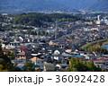 八王子市 市街地 秋の写真 36092428