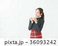 女性 20代 冬の写真 36093242
