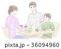 家族の食事風景 36094960