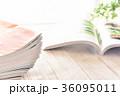 雑誌イメージ カタログ マガジン 36095011