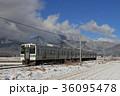 鉄道 大糸線 ローカル線の写真 36095478