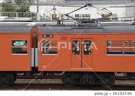 大阪環状線103系電車(パンタグラフ) 36103530