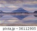 朝の富士山 36112905