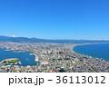 青空 北海道 函館の写真 36113012