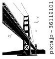 The golden gate bridge, San Francisco 36119101