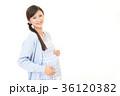 妊婦 妊娠 女性の写真 36120382