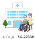 車椅子 シニア 介護 36122330