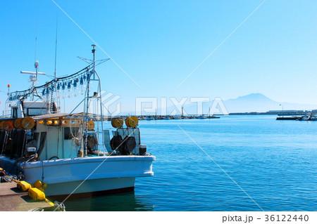 名峰大山_境港からの眺め 36122440