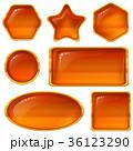 ベクトル 円 丸のイラスト 36123290