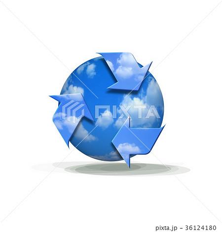 青空のリサイクル 36124180