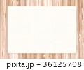 木目 テクスチャー フレーム 36125708