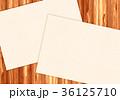 木目 テクスチャー フレーム 36125710