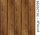 木目 ベクター 板のイラスト 36126096