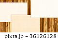 木目 テクスチャー フレーム 36126128