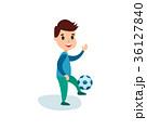 子供 スポーツ 運動のイラスト 36127840