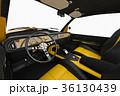 車 自動車 インテリアのイラスト 36130439