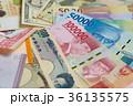 各国の紙幣 36135575
