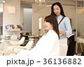 人物 美容師 美容室の写真 36136882