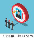 的 ビジネス 職業のイラスト 36137879
